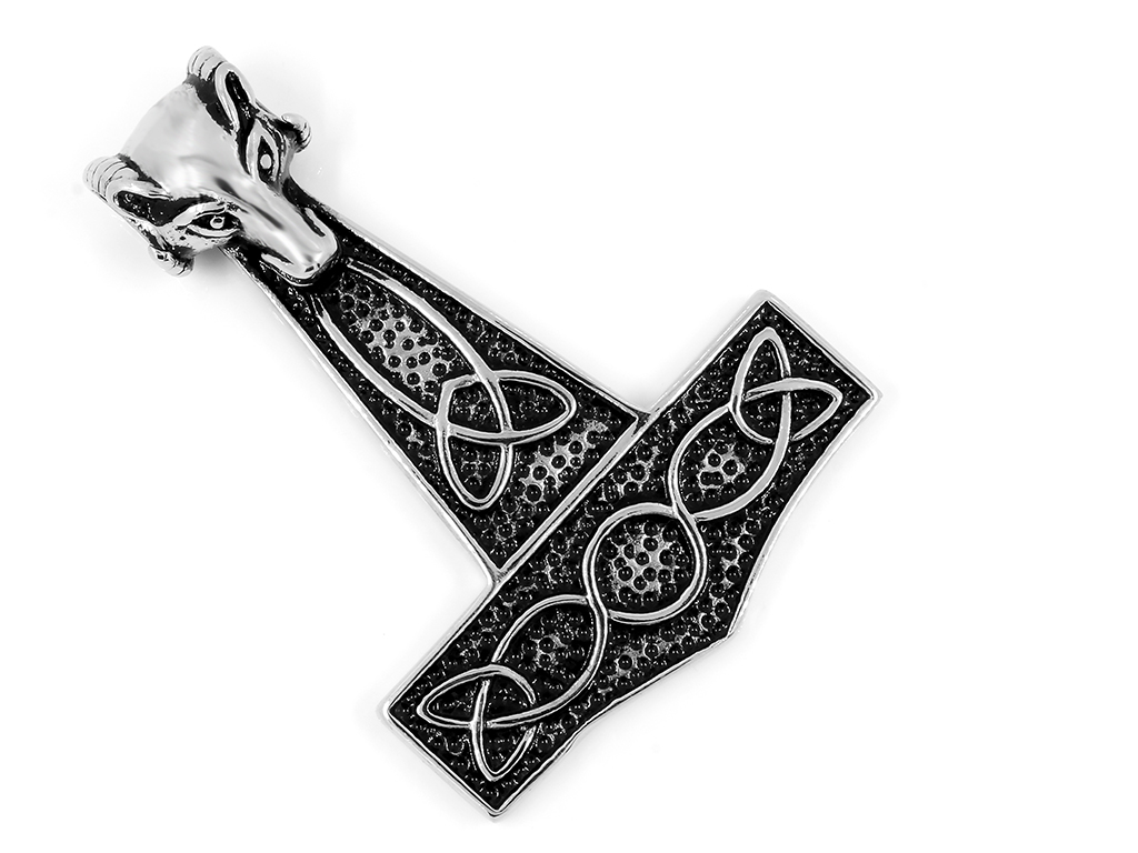 Přívěsek Vikingské kladivo - Chirurgická ocel